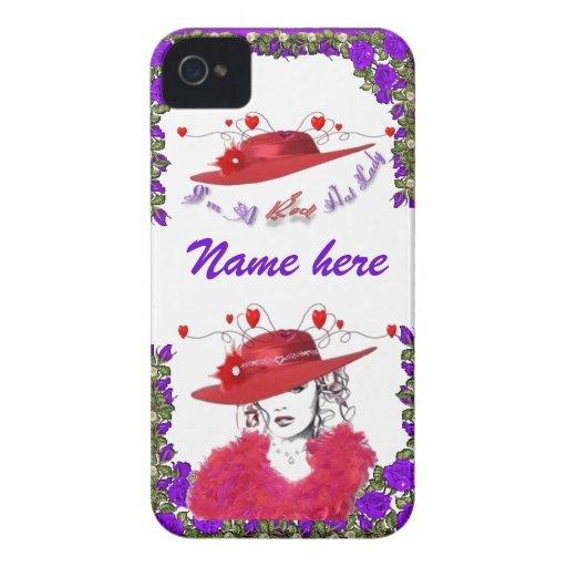 caso del iphone 4 Case-Mate iPhone 4 coberturas