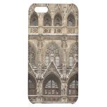 caso del iPhone 4 con arquitectura gótica del rena