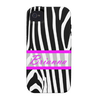 Caso del iPhone 4 de Brianna Funda Case-Mate Para iPhone 4