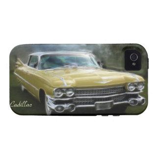caso del iPhone 4 de Cadillac de los años 50 iPhone 4/4S Funda