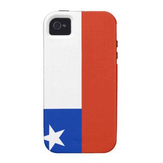 Caso del iPhone 4 de Chile Funda Para iPhone 4