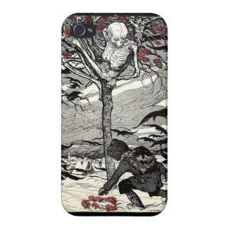Caso del iphone 4 de Der Tod im Baum iPhone 4/4S Fundas
