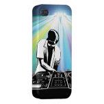 Caso del iPhone 4 de DJ iPhone 4 Carcasas