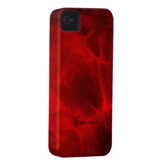 Caso del iphone 4 de Emma iPhone 4 Case-Mate Cobertura