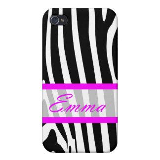 Caso del iPhone 4 de Emma iPhone 4 Protector