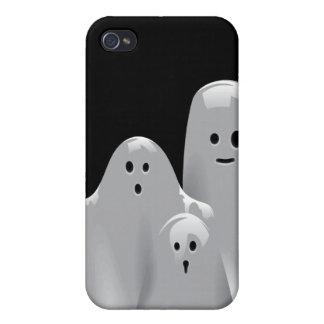 Caso del iPhone 4 de Familly del fantasma iPhone 4 Carcasa
