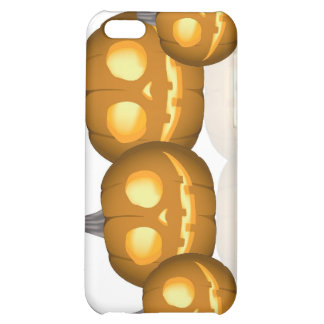 Caso del iPhone 4 de Halloween Pumkins