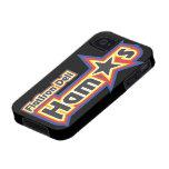 Caso del iphone 4 de Hamstar de la tienda de delic iPhone 4/4S Carcasas