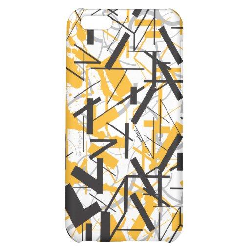 Caso del iPhone 4 de Howell Geometrics VIII