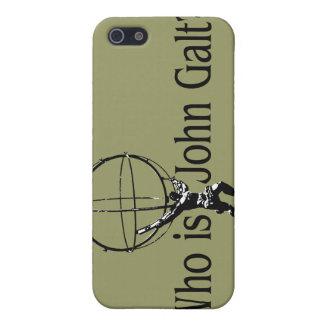 Caso del iPhone 4 de Juan Galt iPhone 5 Fundas