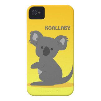 Caso del iPhone 4 de Koallaby Case-Mate iPhone 4 Protectores