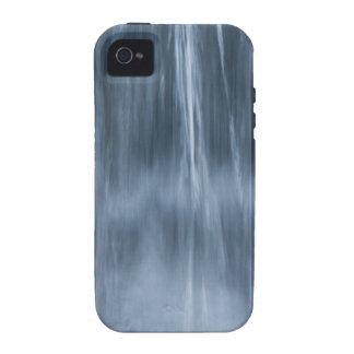 Caso del iPhone 4 de la agua corriente Case-Mate iPhone 4 Fundas