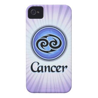 Caso del iPhone 4 de la astrología del cáncer iPhone 4 Case-Mate Cobertura