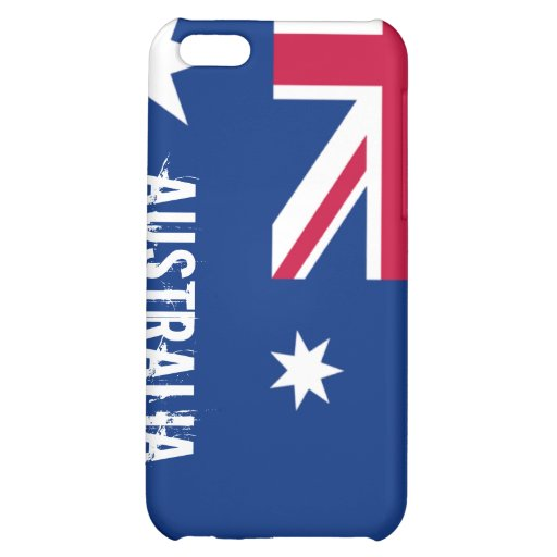 Caso del iphone 4 de la bandera de Australia