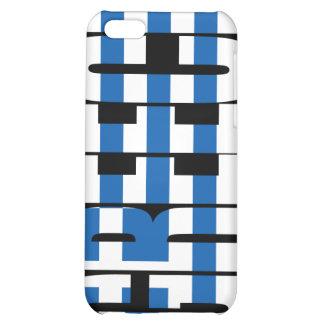 Caso del iPhone 4 de la bandera de Grecia