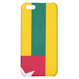 Caso del iPhone 4 de la bandera de Togo