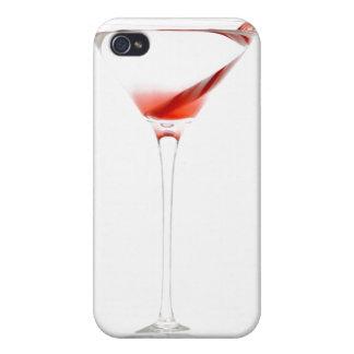 Caso del iPhone 4 de la bebida de Martini iPhone 4 Carcasa