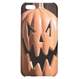 Caso del iPhone 4 de la calabaza de Halloween