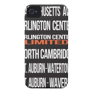 Caso del iPhone 4 de la casamata de Cambridge y de Case-Mate iPhone 4 Carcasa