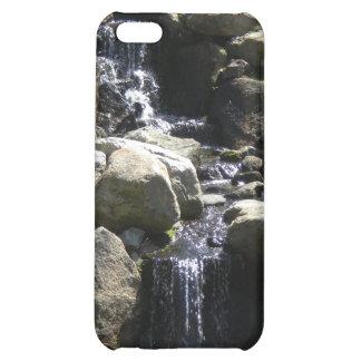 Caso del iPhone 4 de la cascada