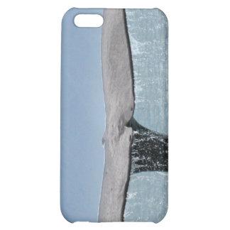 Caso del iPhone 4 de la cola de la ballena