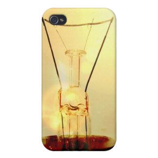 Caso del iPhone 4 de la electricidad iPhone 4 Funda