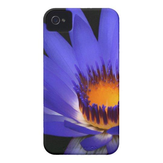 Caso del iPhone 4 de la flor Carcasa Para iPhone 4