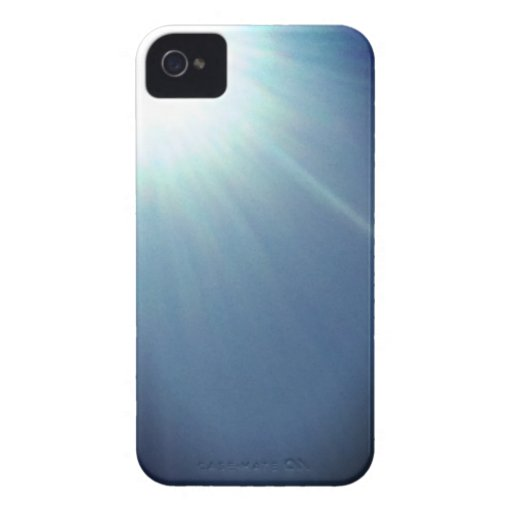 Caso del iPhone 4 de la luz del sol iPhone 4 Case-Mate Fundas