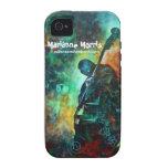 caso del iphone 4 de la manzana de la edición limi iPhone 4/4S funda