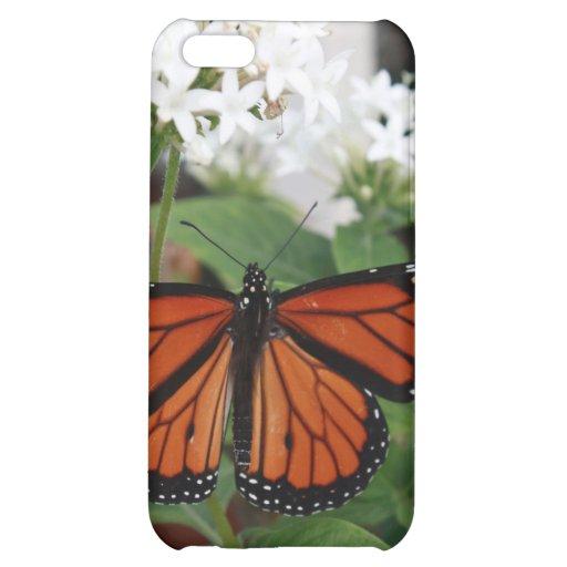Caso del iPhone 4 de la mariposa de monarca