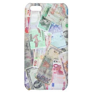 Caso del iPhone 4 de la moneda extranjera
