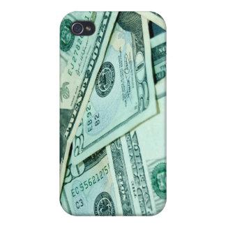 Caso del iPhone 4 de la moneda iPhone 4/4S Funda
