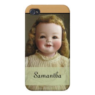 Caso del iPhone 4 de la muñeca de Orsini - iPhone 4 Funda