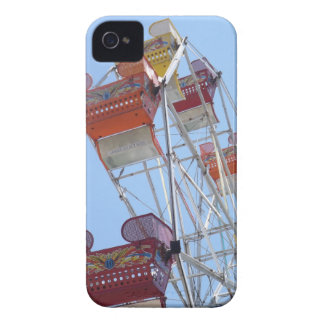 Caso del iPhone 4 de la noria Case-Mate iPhone 4 Carcasa