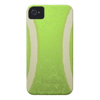 Caso del iPhone 4 de la pelota de tenis Case-Mate iPhone 4 Protector