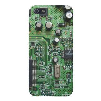 Caso del iPhone 4 de la placa de circuito iPhone 5 Carcasa