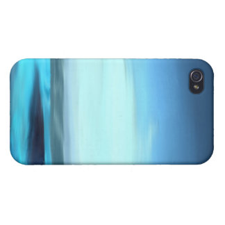 Caso del iPhone 4 de la playa del océano iPhone 4 Fundas