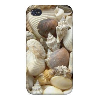 Caso del iPhone 4 de la playa del racimo de la cás iPhone 4/4S Funda
