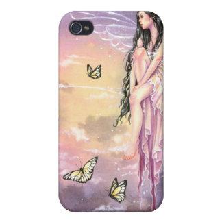 Caso del iPhone 4 de la princesa del hilo de araña iPhone 4 Carcasa