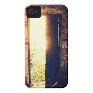 Caso del iPhone 4 de la puerta del vintage Carcasa Para iPhone 4 De Case-Mate