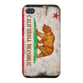 Caso del iPhone 4 de la república de California iPhone 4 Fundas