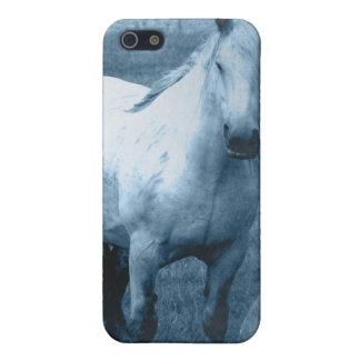Caso del iPhone 4 de la soledad del caballo iPhone 5 Carcasa