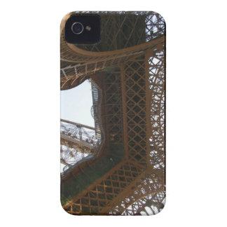 Caso del iPhone 4 de la torre Eiffel iPhone 4 Case-Mate Cobertura