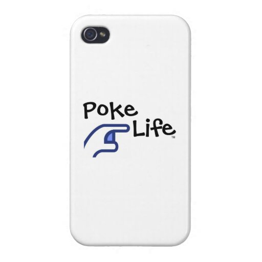 Caso del iPhone 4 de la vida del empuje iPhone 4 Fundas