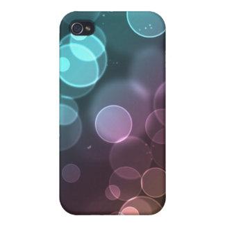 Caso del iPhone 4 de las burbujas iPhone 4/4S Carcasa