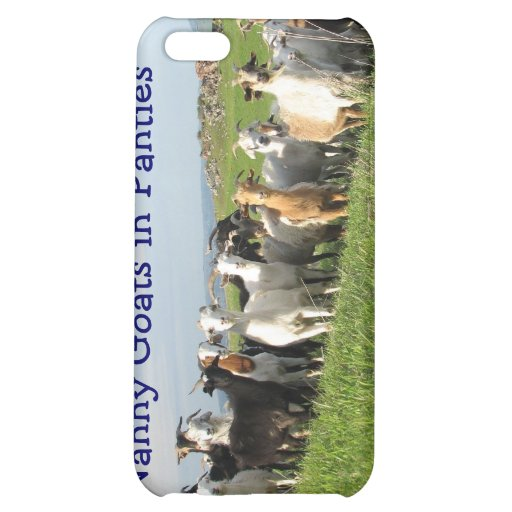 Caso del iPhone 4 de las cabras