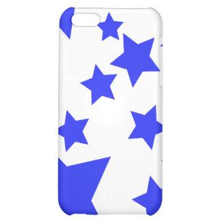 Caso del iPhone 4 de las estrellas azules