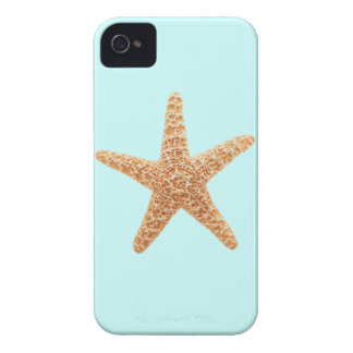 Caso del iPhone 4 de las estrellas de mar iPhone 4 Case-Mate Protectores