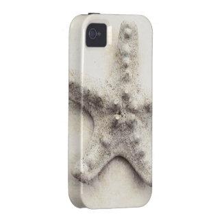 caso del iphone 4 de las estrellas de mar iPhone 4 fundas