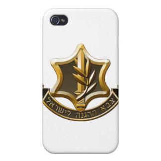 Caso del iPhone 4 de las fuerzas de defensa de Isr iPhone 4 Carcasa